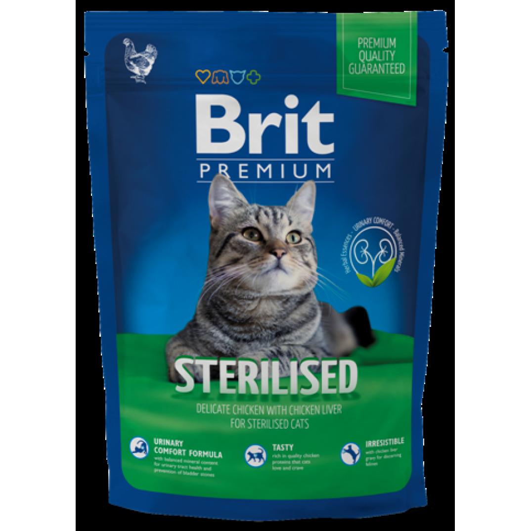 Brit Premium Kat Sterilised 1,5kg