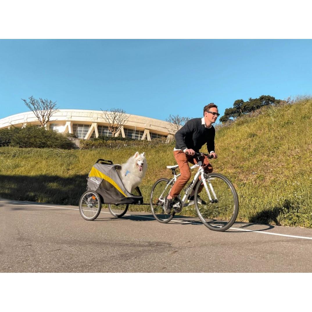 Innopet Hercules 2.0 Combi buggy en fietskar