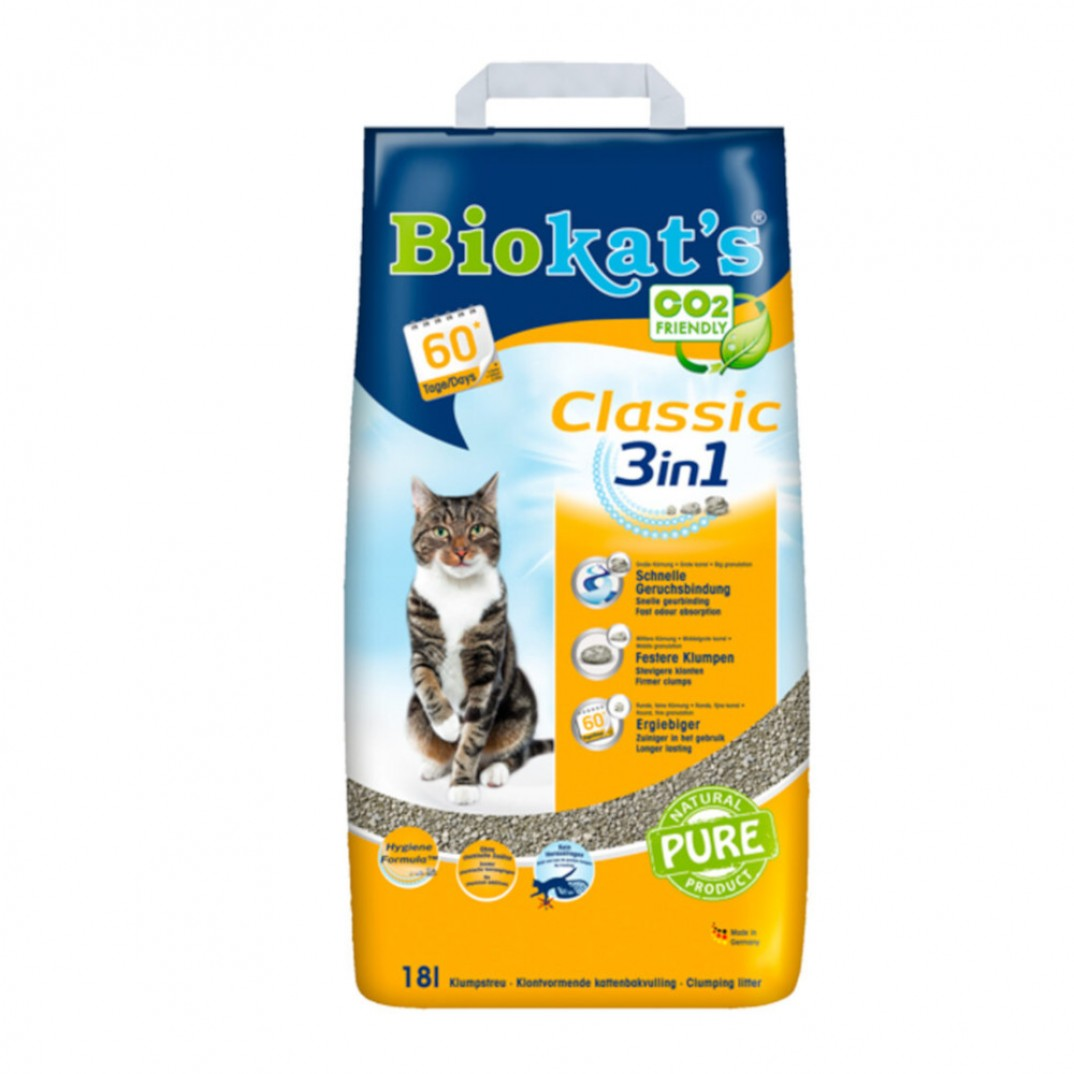 Biokat's Classic 18Liter
