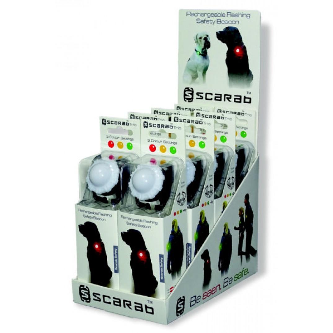 Scarab beacon safety light